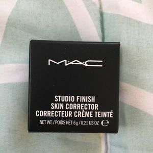 Other - Mac Studio Finish Skin Corrector - Orange